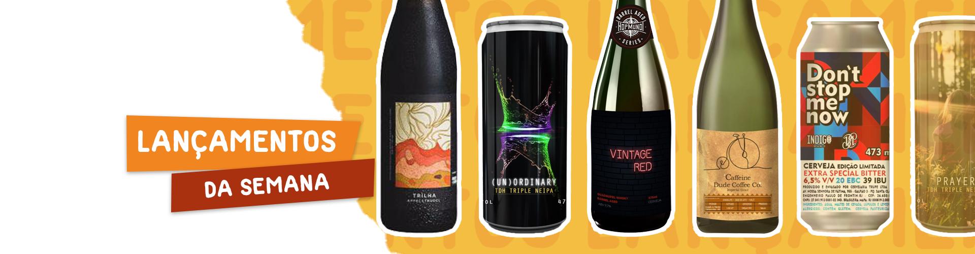 lançamentos da semana cervejas