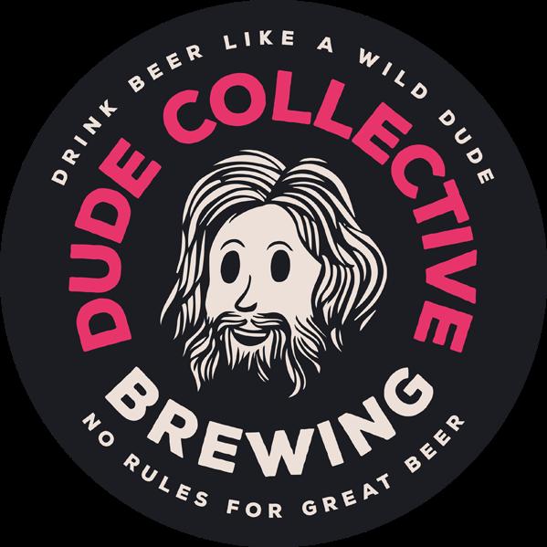 Logo Dude Brewing