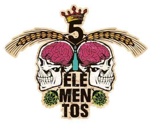 Logo 5 elementos