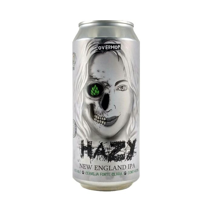 (1) Cerveja OverHop Hazy, 473ml