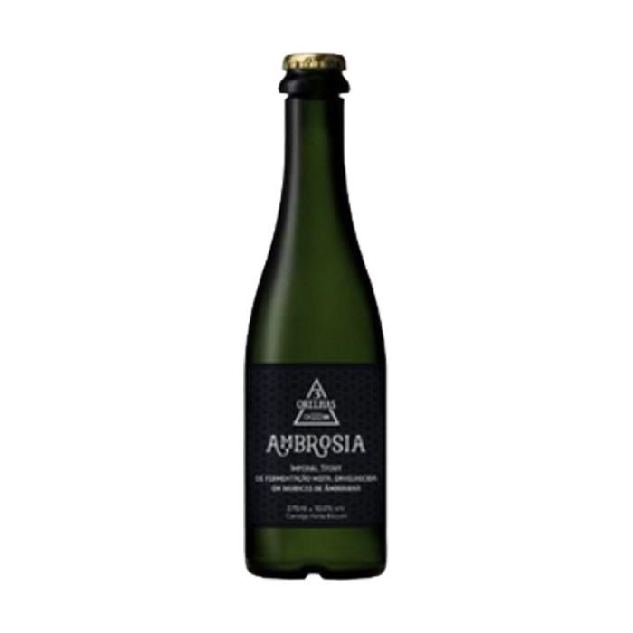 Cerveja 3 Orelhas Ambrosia, 375ml