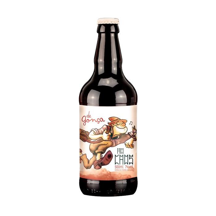 Cerveja 3 Orelhas De Gonça ao Caos, 500ml