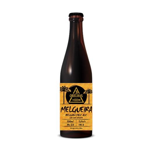 Cerveja 3 Orelhas Melgueira, 500ml