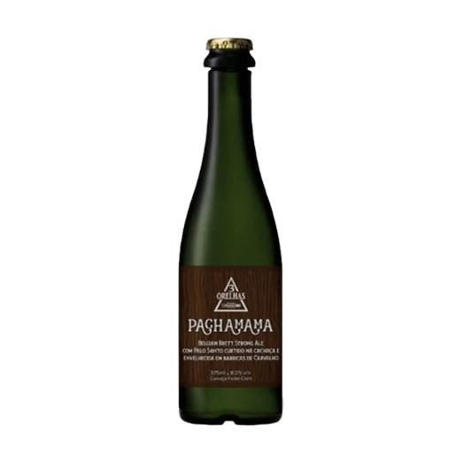 Cerveja 3 Orelhas Pachamama, 375ml