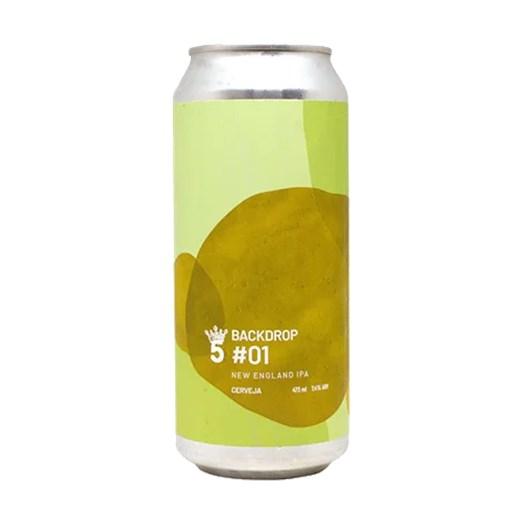 Cerveja 5 Elementos Backdrop #1, 473ml