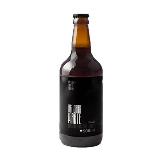 Cerveja 5 Elementos BG Dark Pirate, 500ml