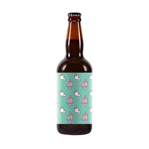Cerveja 5 Elementos Birthday panCake, 500ml