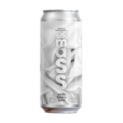 Cerveja 5 Elementos e Dádiva Silk Mass, 473ml