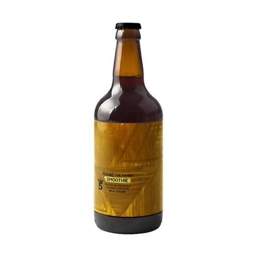 Cerveja 5 Elementos Isaac: The Mango Smoothie, 500ml