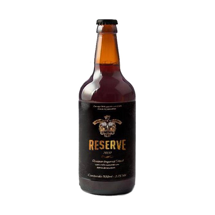 Cerveja 5 Elementos Reserve 2020, 500ml