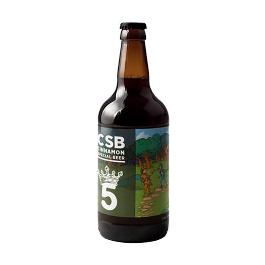 Cerveja 5Elementos CSB Onde Está o Gole?, 500ml