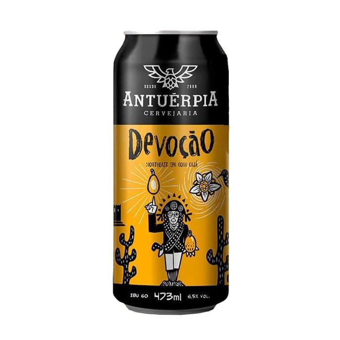 Cerveja Antuérpia Devoção, 473ml