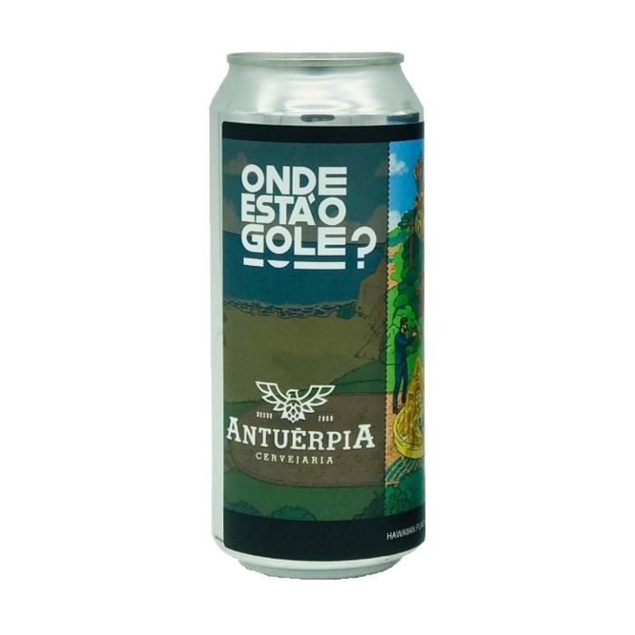 Cerveja Antuérpia Hawaiian Punch - Onde Está o Gole?, 473ml