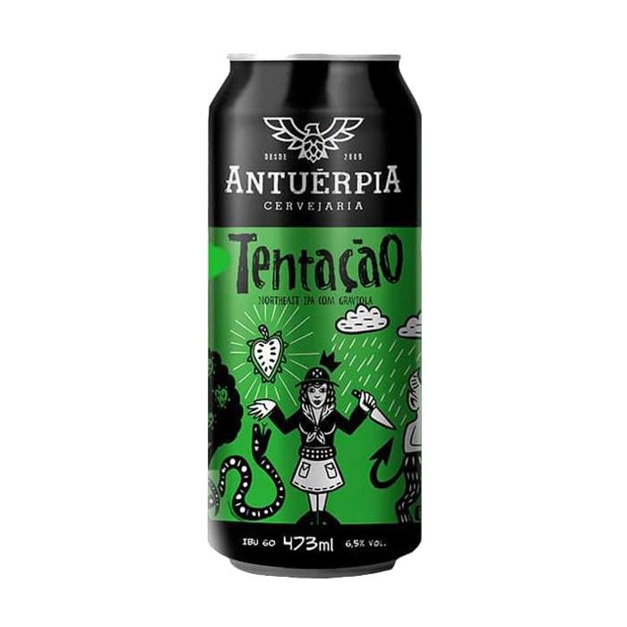Cerveja Antuérpia Tentação, 473ml