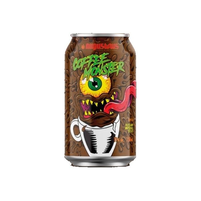 Cerveja Augustinus Coffee Monster, 350ml