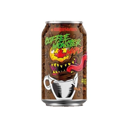 Cerveja Augustinus Coffee Monster Maple, 350ml
