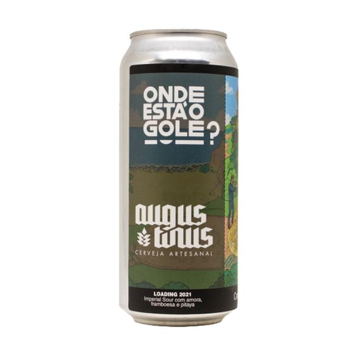 Cerveja Augustinus Onde Está o Gole? - Loading 2021, 473ml