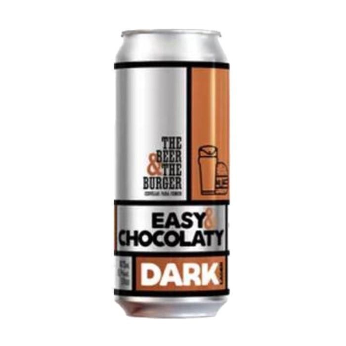Cerveja Avós Easy & Chocolaty, 473ml
