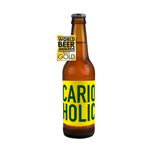 Cerveja CARIOCA Cariocaholic Pils, 350ml