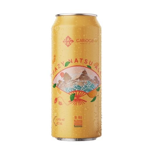 Cerveja CARIOCA e Japas Hazy Natsu Ale, 473ml
