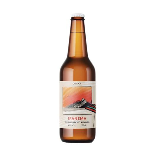 Cerveja CARIOCA IPA Nema, 500ml (Session IPA)