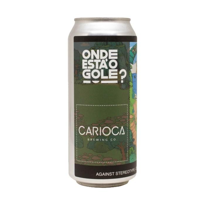 Cerveja CARIOCA Onde Está o Gole? - Against Stereotype, 473ml