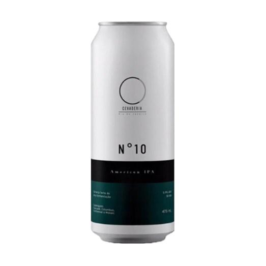 Cerveja Cevaderia N° 10, 473ml