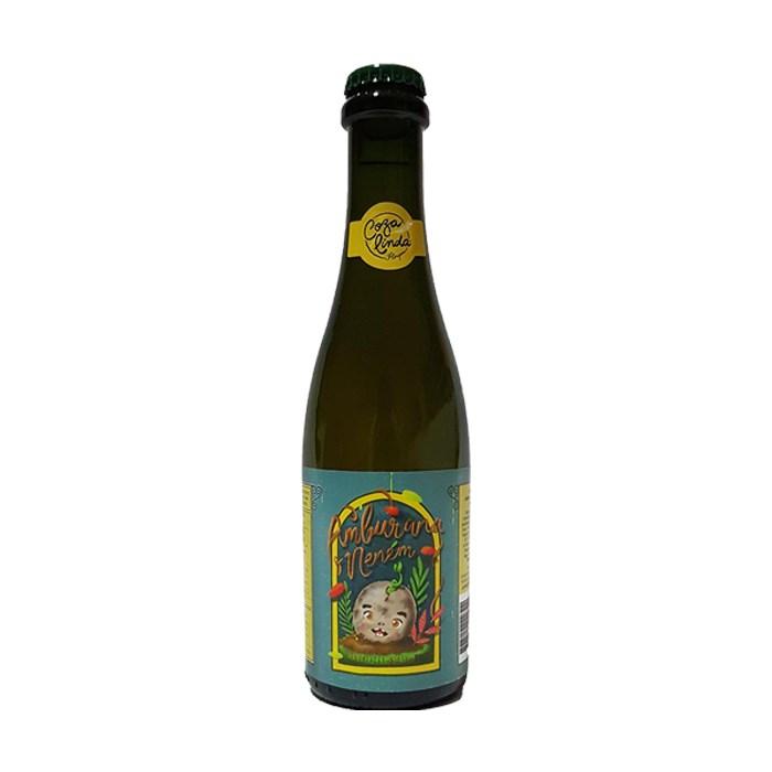 Cerveja Cozalinda Amburana Neném (2020/2021), 375ml