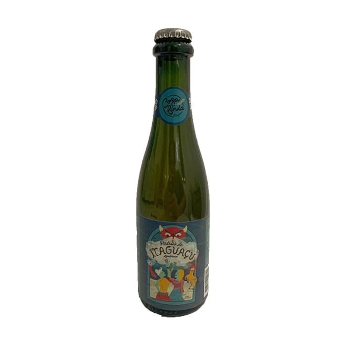 Cerveja Cozalinda Pedras do Itaguaçu 2019/2020, 375ml
