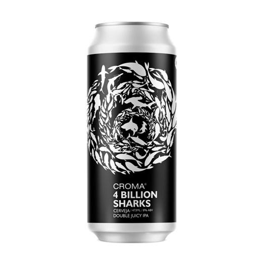 Cerveja Croma 4Billion Sharks, 473ml