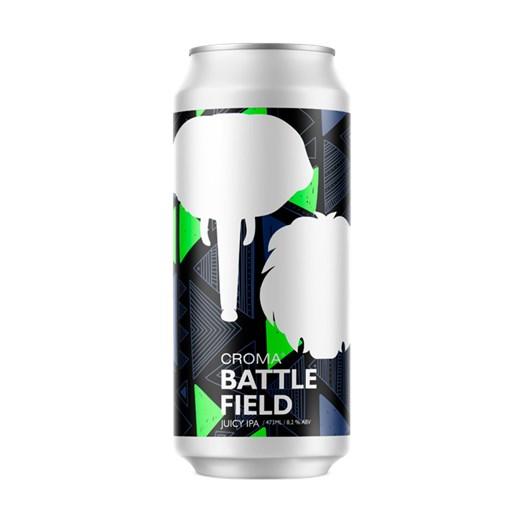 Cerveja Croma Battle Field, 473ml