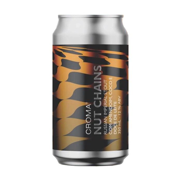 Cerveja Croma Nut Chains, 350ml