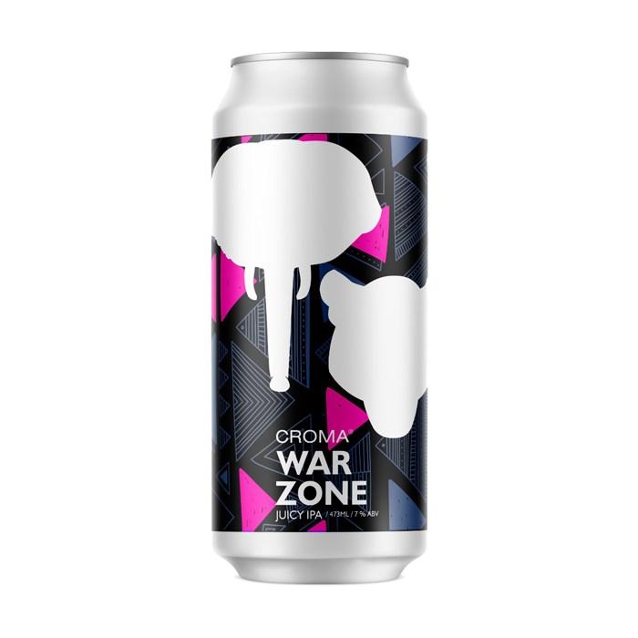 Cerveja Croma War Zone, 473ml