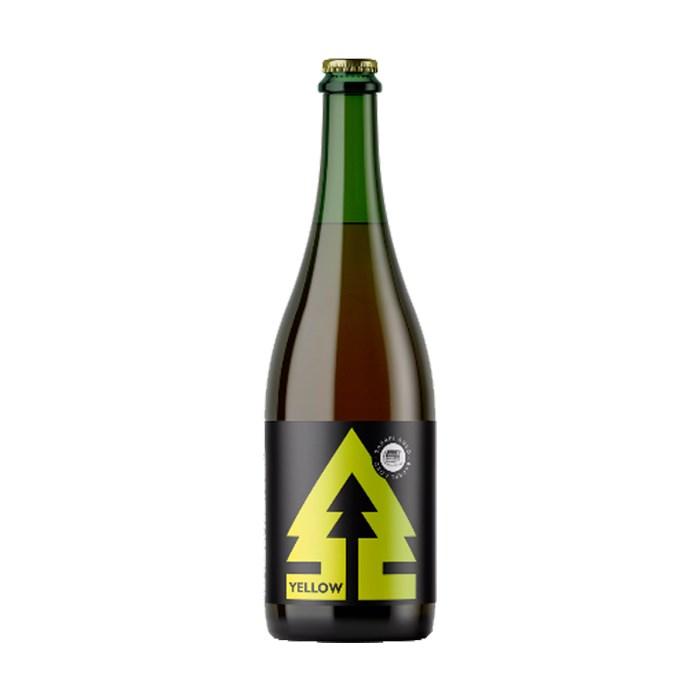 Cerveja Croma Yellow Strike Barrel Aged, 375ml