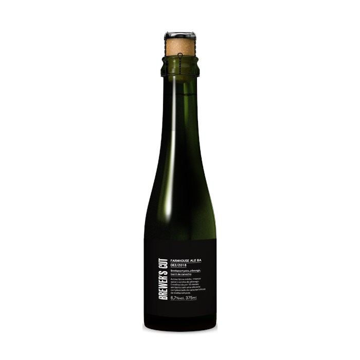 Cerveja Dádiva Brewer's Cut, 375ml