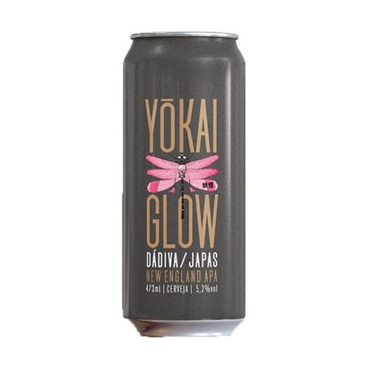Cerveja Dádiva e Japas Yokai Glow, 473ml