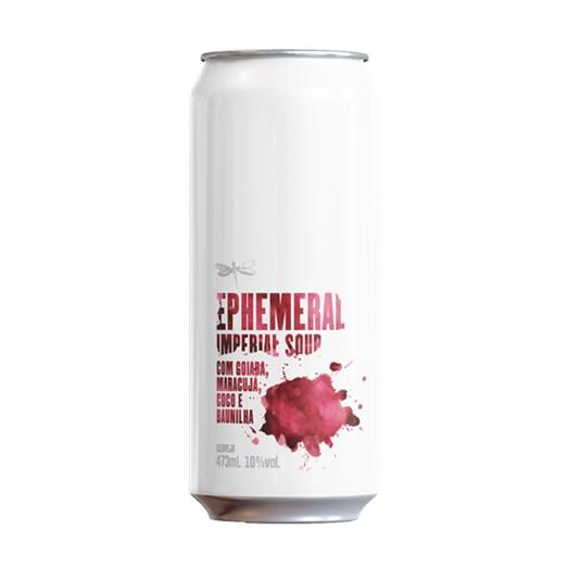 Cerveja Dádiva Ephemeral Goiaba, Maracujá, Coco e Baunilha, 473ml