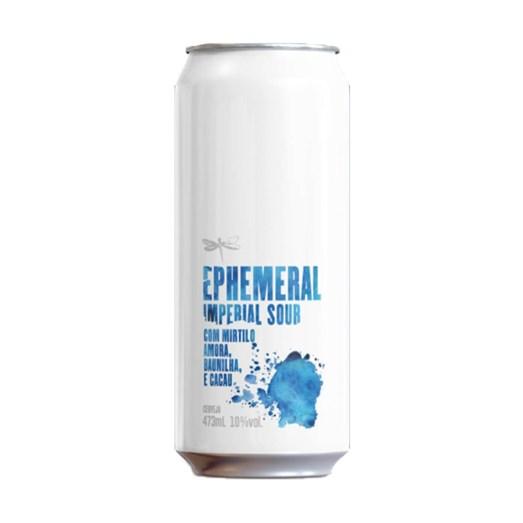 Cerveja Dádiva Ephemeral Mirtilo, Amora e Cacau, 473ml