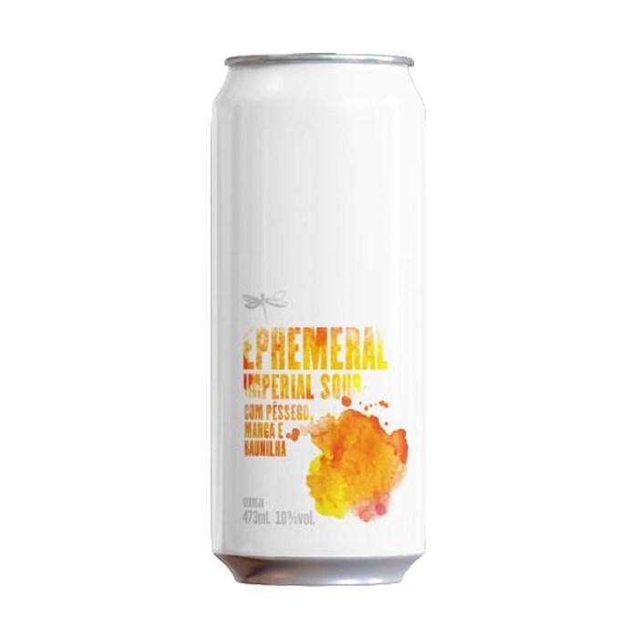 Cerveja Dádiva Ephemeral Pêssego e Manga, 473ml