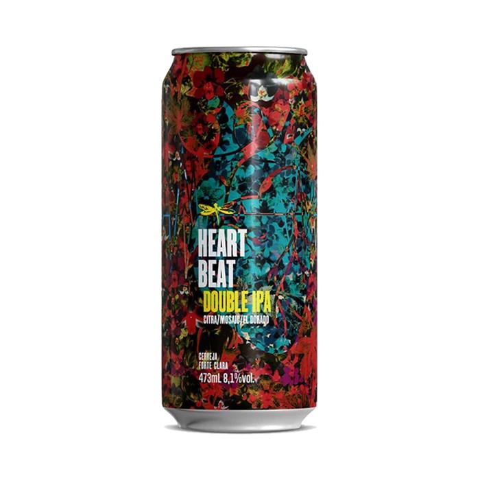 Cerveja Dádiva HeartBeat, 473ml