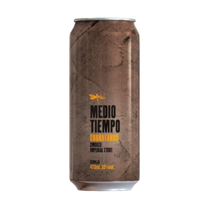 Cerveja Dádiva Medio Tiempo Charutando, 473ml