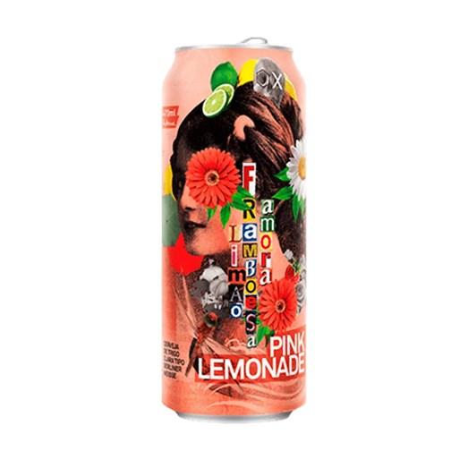 Cerveja Dádiva Pink Lemonade, 473ml