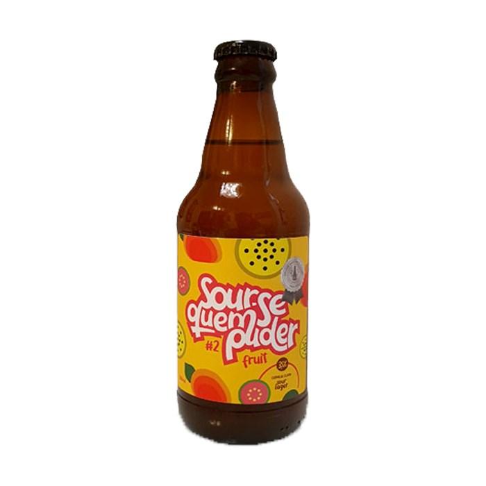 Cerveja Dalaje e Kumpel  Sour-se Quem Puder #2 Fruit, 310ml