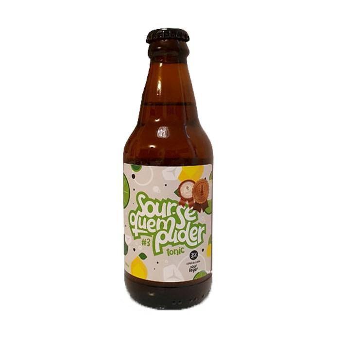 Cerveja Dalaje e Kumpel Sour-se Quem Puder #3 Tonic, 310ml