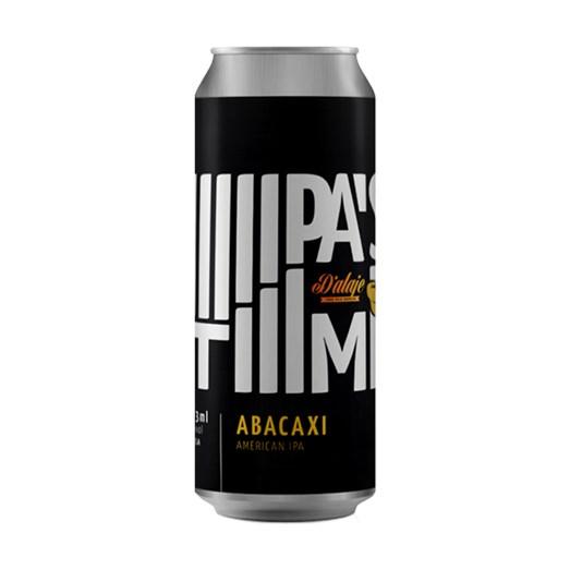 Cerveja D'alaje IPA's Time Abacaxi, 473ml