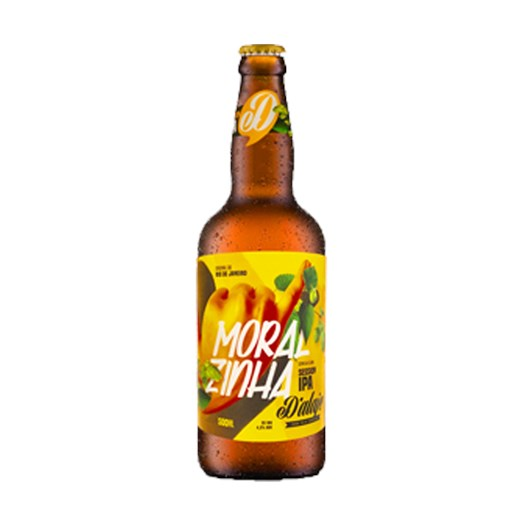 Cerveja D'alaje Moralzinha, 500ml