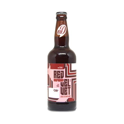 Cerveja D'alaje Red Raspberry Velvet, 500ml