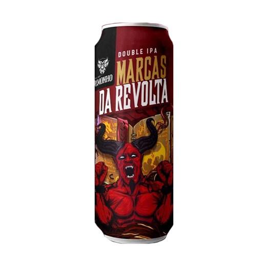 Cerveja Demonho Marcas da Revolta, 473ml