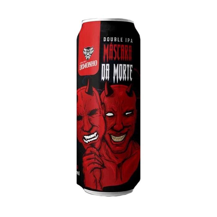 Cerveja Demonho Máscara da Morte, 473ml