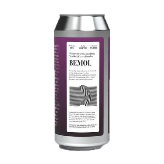 Cerveja Devaneio do Velhaco Bemol, 473ml